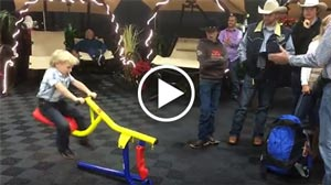Bouncing Teeter Totters YouTube Video